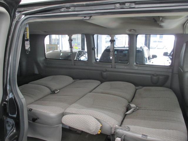 LS 新車並行 2nd3rdフルフラットリクライニングシート(15枚目)