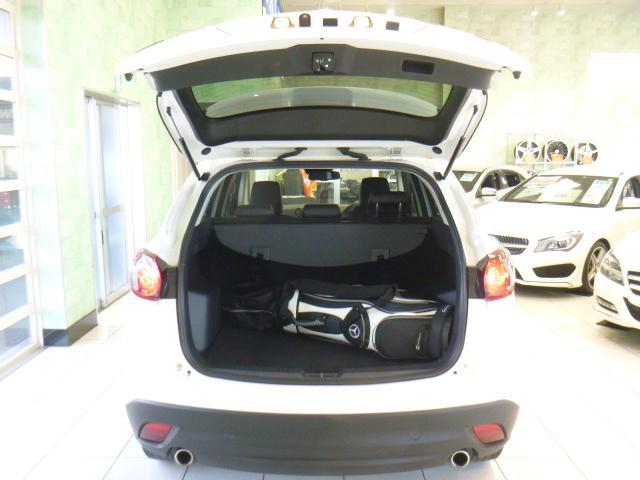 マツダ CX-5 XD Lパッケージディーゼルターボ1オーナー黒革スマートキー