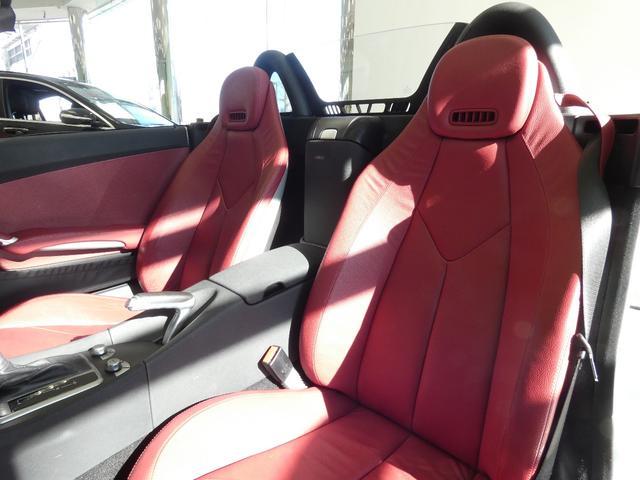 メルセデス・ベンツ M・ベンツ SLK280赤本革キセノンエアスカーフシートヒーター純正ナビ