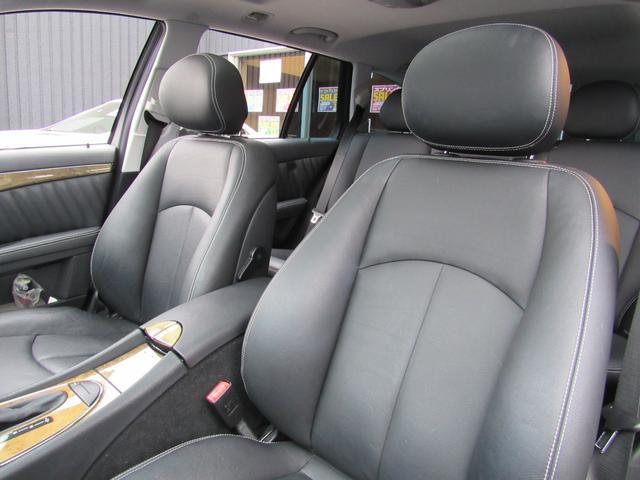 E350WAVG-S正規ディラ車後期型地デジガラスSR黒本革(9枚目)