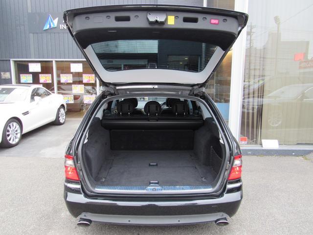 E350WAVG-S正規ディラ車後期型地デジガラスSR黒本革(18枚目)