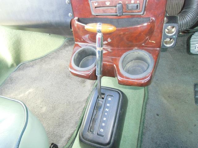ローバー ローバー MINI ケンジントン ヘリテージ1.3i 最終型 AT