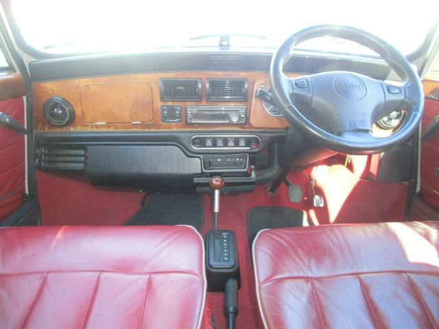 ローバー ローバー MINI ケンジントン1.3i 最終型 AT