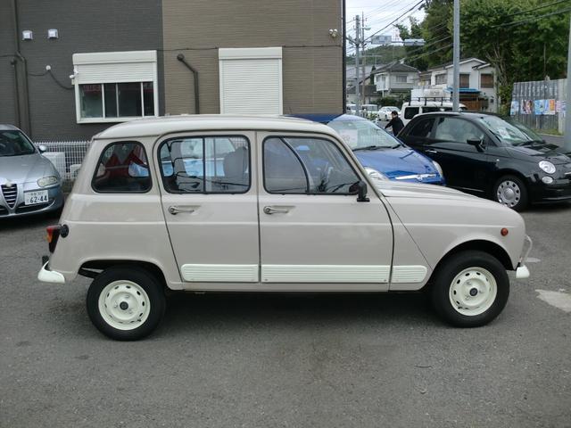 「ルノー」「 4」「コンパクトカー」「東京都」の中古車4