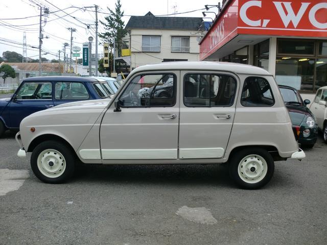 「ルノー」「 4」「コンパクトカー」「東京都」の中古車5