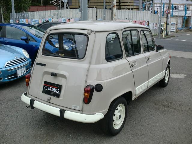 「ルノー」「 4」「コンパクトカー」「東京都」の中古車8