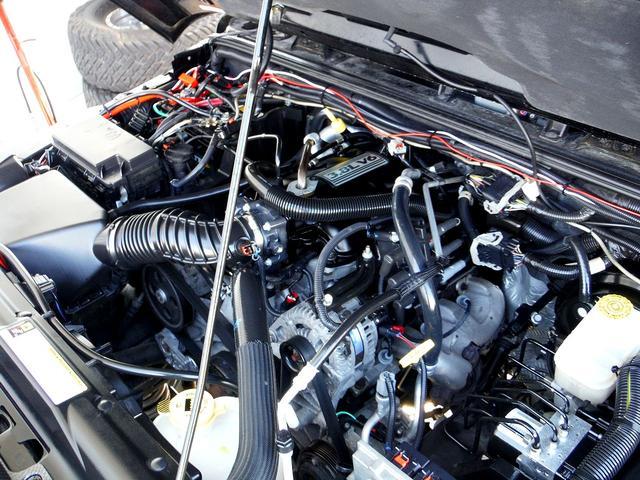 エンジンもアンリミテッドから新開発のV6 3800ccでパワーあります!