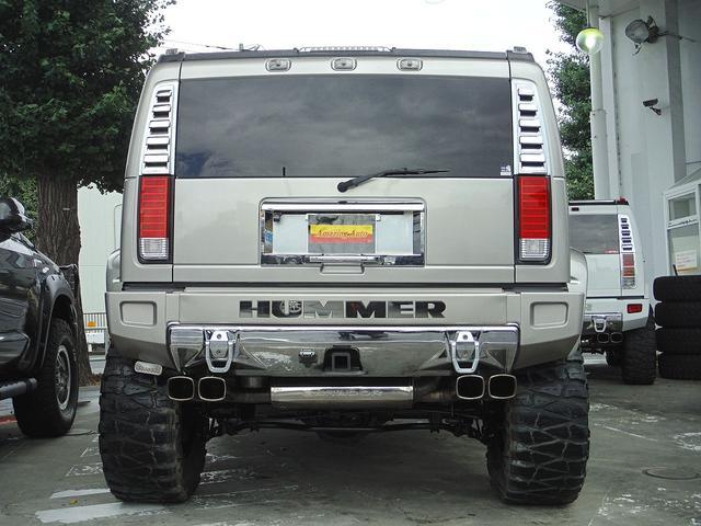 「ハマー」「ハマー H2」「SUV・クロカン」「東京都」の中古車4