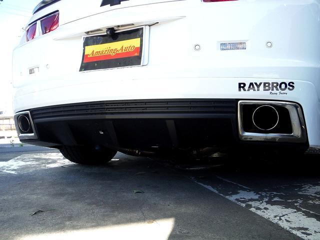 SSRS ディーラー車 HREアルミ 車高調ワンオフマフラー(8枚目)