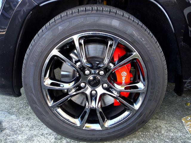 SRT8 ヴェイパー 正規ディーラー車 ブレンボキャリパー(7枚目)