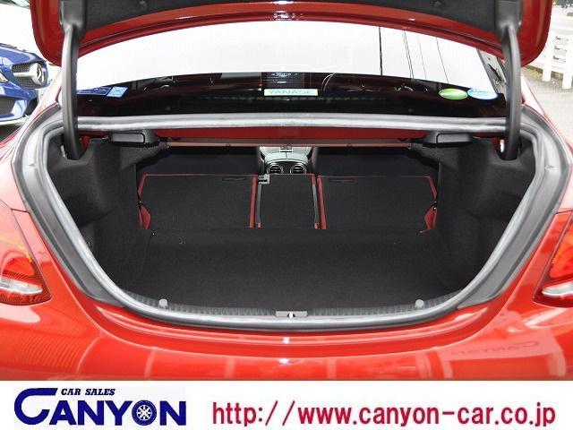 メルセデス・ベンツ M・ベンツ C200AVG AMGライン レザーエクスクルーシブP 赤革