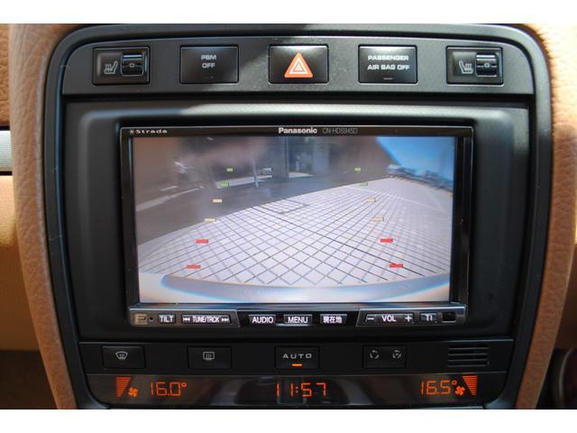 ベースグレード GTSルック タン本革シート シートヒーター付き HDDナビ 地デジTV  バックカメラ  パワーシート HID ETC(23枚目)