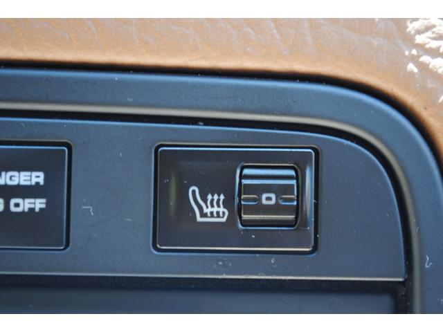 ベースグレード GTSルック タン本革シート シートヒーター付き HDDナビ 地デジTV  バックカメラ  パワーシート HID ETC(26枚目)