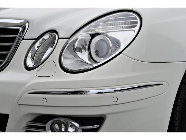 E320 CDIワゴン アバンギャルド 禁煙車 ディーゼルターボ 電動リアゲート 点検整備記録簿 シートヒーター 地デジTV ウッドコンビステアリング ブラックモールディング ブラックアルミ17インチ クルーズコントロール ドライブレコーダ(15枚目)