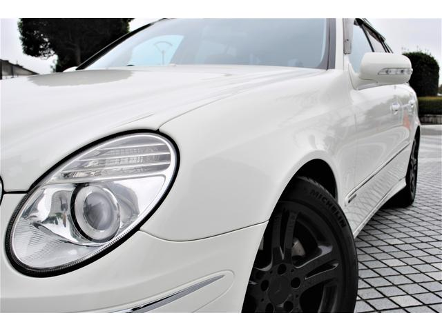 E320 CDIワゴン アバンギャルド 禁煙車 ディーゼルターボ 電動リアゲート 点検整備記録簿 シートヒーター 地デジTV ウッドコンビステアリング ブラックモールディング ブラックアルミ17インチ クルーズコントロール ドライブレコーダ(17枚目)