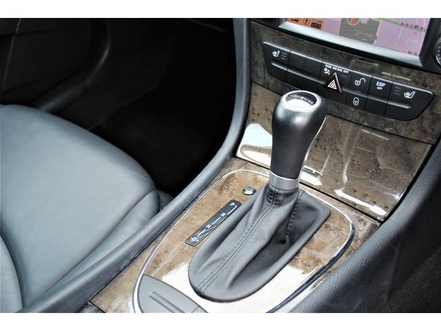 E320 CDIワゴン アバンギャルド 禁煙車 ディーゼルターボ 電動リアゲート 点検整備記録簿 シートヒーター 地デジTV ウッドコンビステアリング ブラックモールディング ブラックアルミ17インチ クルーズコントロール ドライブレコーダ(27枚目)