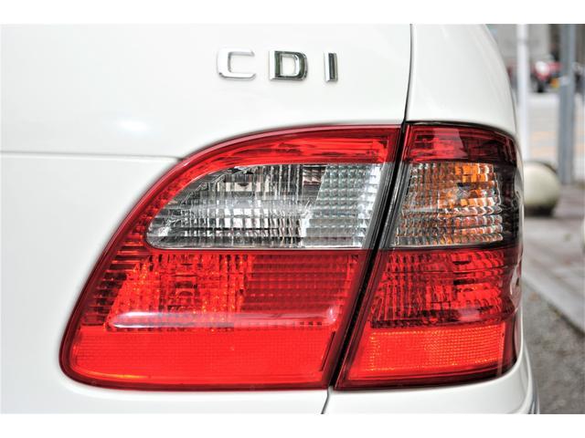 E320 CDIワゴン アバンギャルド 禁煙車 ディーゼルターボ 電動リアゲート 点検整備記録簿 シートヒーター 地デジTV ウッドコンビステアリング ブラックモールディング ブラックアルミ17インチ クルーズコントロール ドライブレコーダ(44枚目)