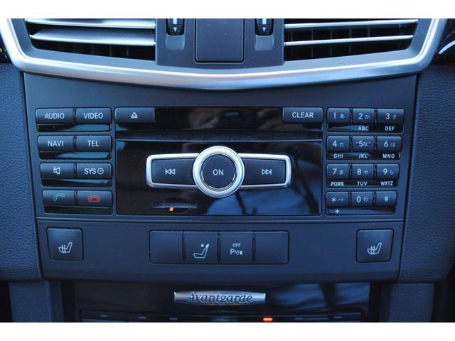 E350ブルテックステーションワゴンアバンG ディーゼルターボ 禁煙車 オブシディアンブラック&ベージュレザー 特別仕様 後席シアターパッケージ ベンツ純正ヘッドホン2個有り 走行距離無制限 6ヵ月無料保証付き 電動リアゲート バックカメラ(39枚目)