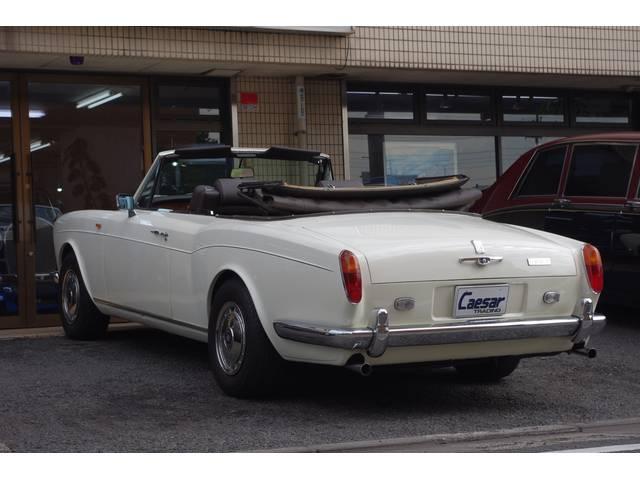 「ロールスロイス」「ロールスロイス コーニッシュII」「オープンカー」「東京都」の中古車5