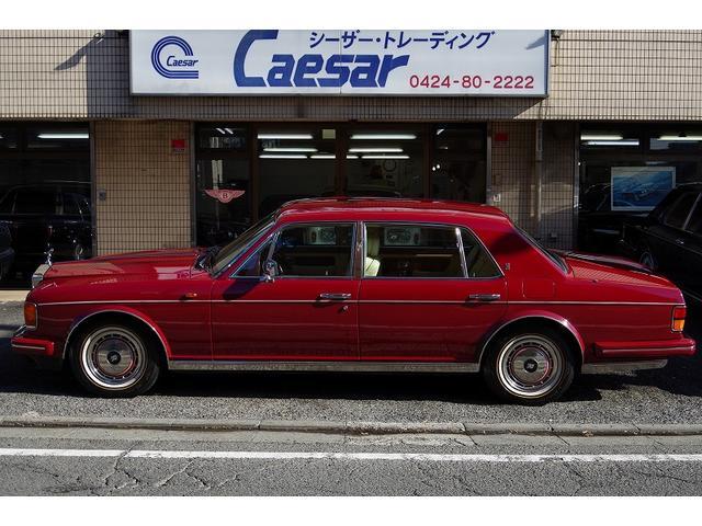 「ロールスロイス」「ロールスロイス シルバースパーII」「セダン」「東京都」の中古車8
