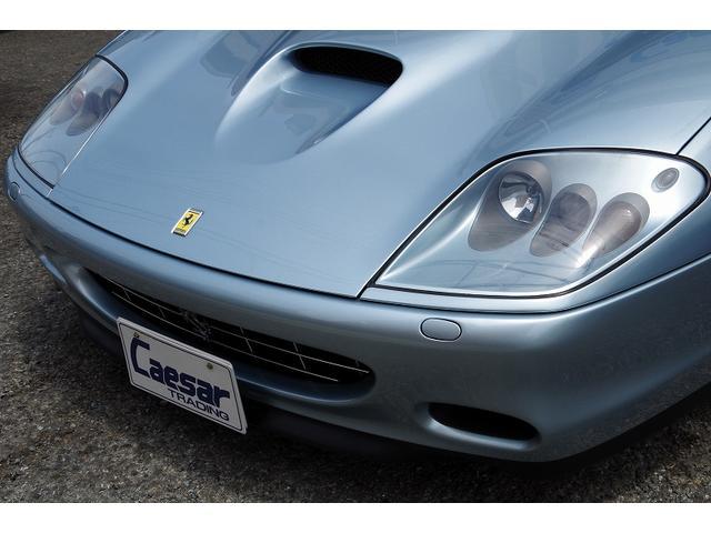 フェラーリ フェラーリ 575 M マラネロ F1 D車 左H