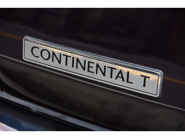 ベントレー ベントレー コンチネンタル T D車 左H