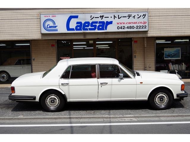 「ロールスロイス」「ロールスロイス シルバースパー」「セダン」「東京都」の中古車5