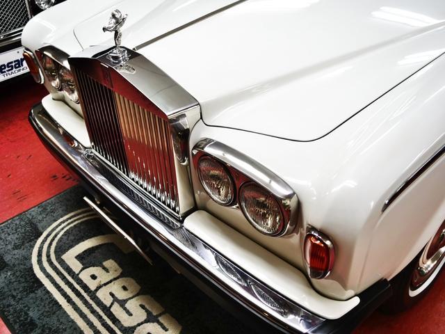 「ロールスロイス」「ロールスロイス シルバーシャドーII」「セダン」「東京都」の中古車6