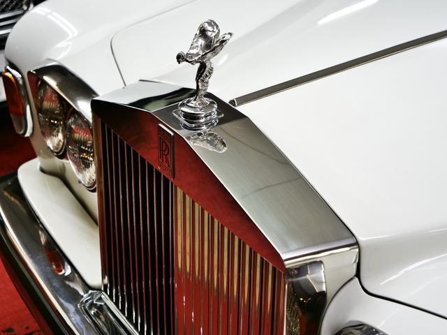 「ロールスロイス」「ロールスロイス シルバーシャドーII」「セダン」「東京都」の中古車7