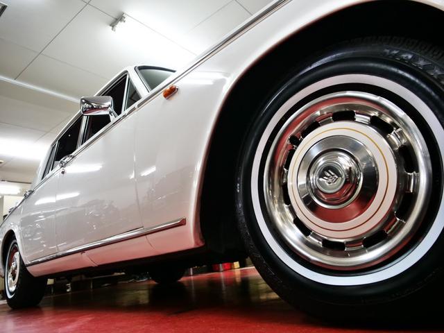 「ロールスロイス」「ロールスロイス シルバーシャドーII」「セダン」「東京都」の中古車15
