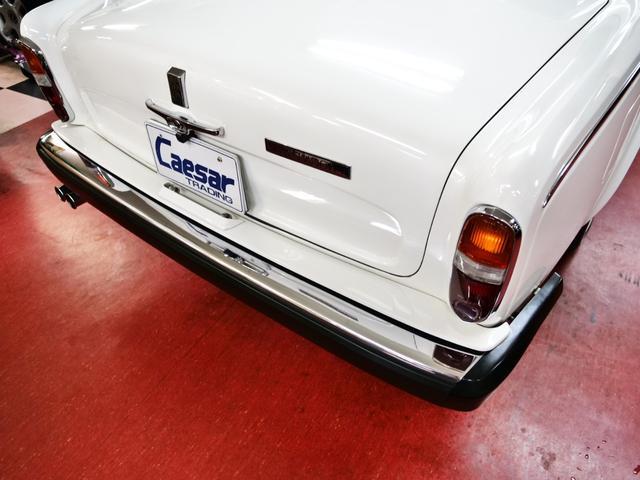 「ロールスロイス」「ロールスロイス シルバーシャドーII」「セダン」「東京都」の中古車20
