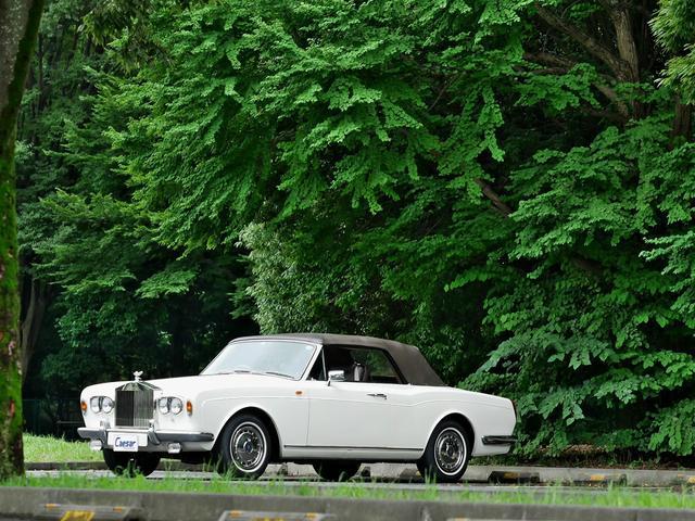 「ロールスロイス」「ロールスロイス コーニッシュ」「オープンカー」「東京都」の中古車22