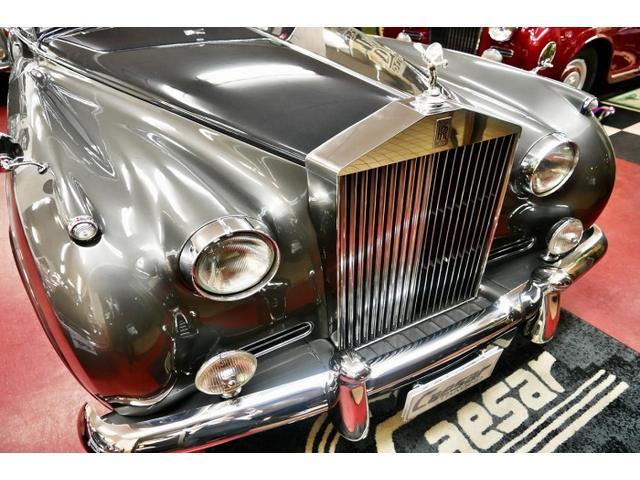 「ロールスロイス」「ロールスロイス シルバークラウドII」「クーペ」「東京都」の中古車3