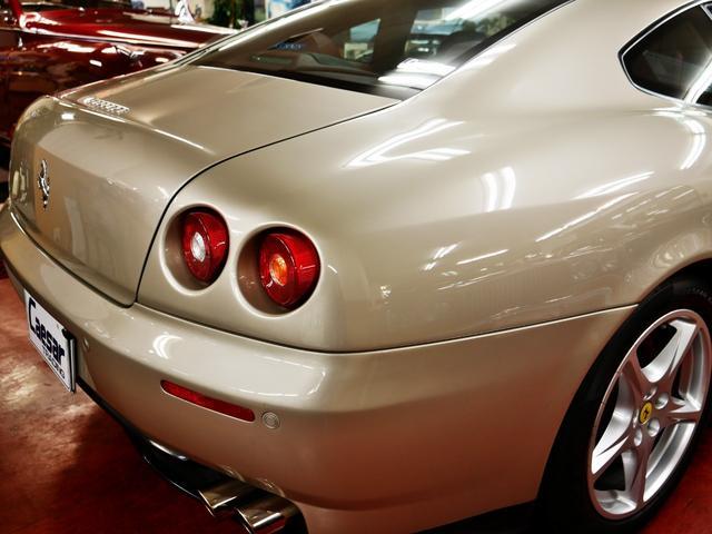 「フェラーリ」「フェラーリ 612」「クーペ」「東京都」の中古車7
