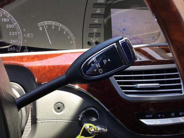 メルセデス・ベンツ M・ベンツ S600ロング 法人ワンオーナー  ナイトビジョン