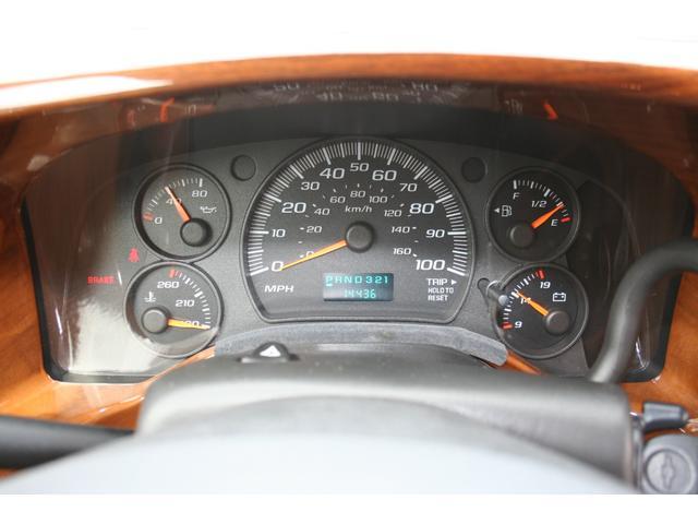 簡潔にまとめられていて見やすいスピードメーターです。
