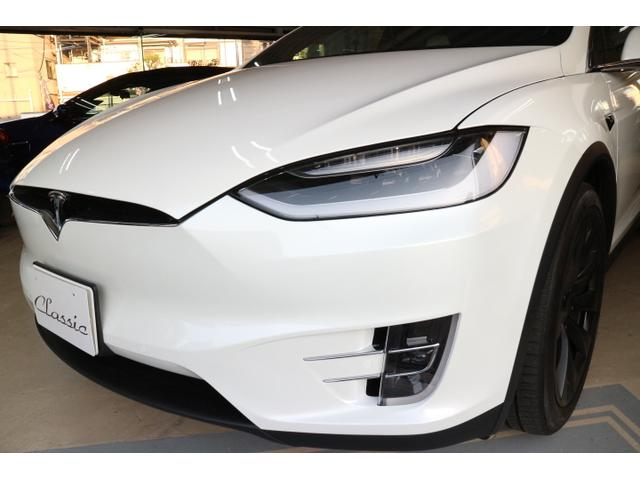 「テスラ」「テスラ モデルX」「SUV・クロカン」「東京都」の中古車5