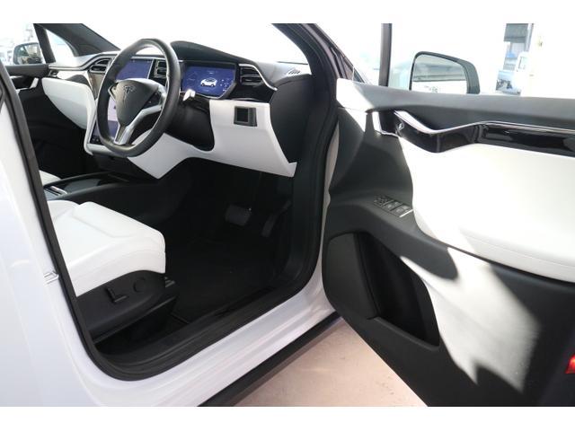 「テスラ」「テスラ モデルX」「SUV・クロカン」「東京都」の中古車10