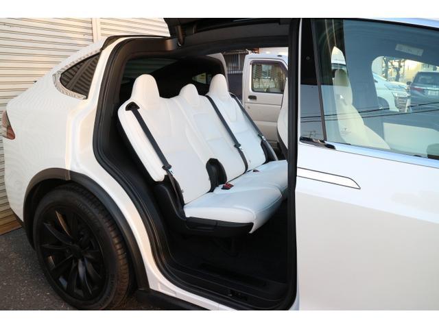 「テスラ」「テスラ モデルX」「SUV・クロカン」「東京都」の中古車17