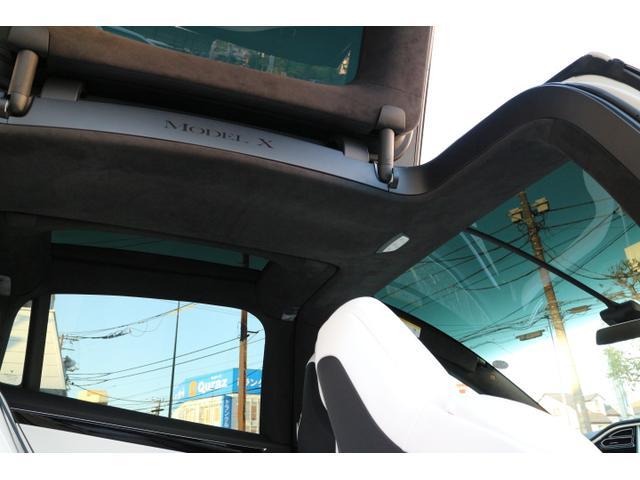 「テスラ」「テスラ モデルX」「SUV・クロカン」「東京都」の中古車20