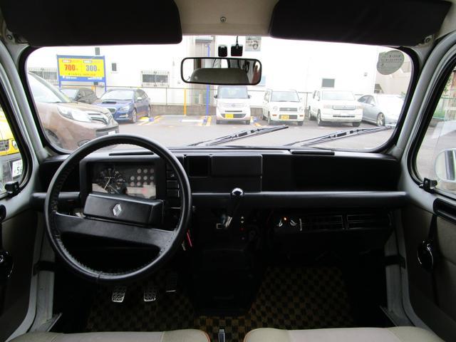 「ルノー」「4」「コンパクトカー」「東京都」の中古車8