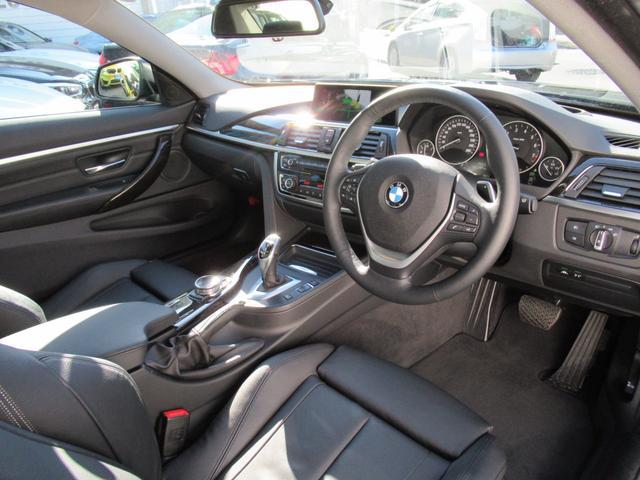 BMW BMW 435iクーペ ラグジュアリー 黒革 地デジ ACC