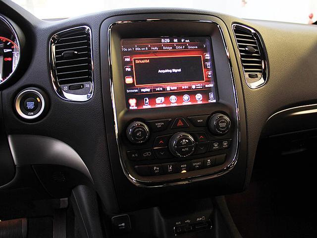 ダッジ ダッジ デュランゴ RT AWDブラックトップパッケージテクノロジ