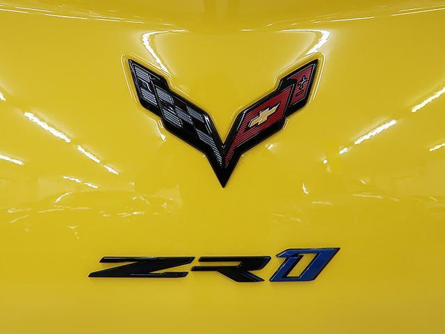 ZR-1コンバーチブル2019最終モデル(20枚目)