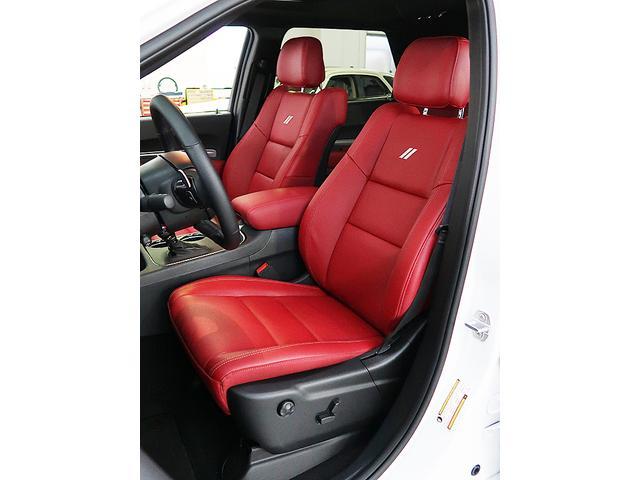 RT4WDブラックトップ赤シート2020モデル(9枚目)