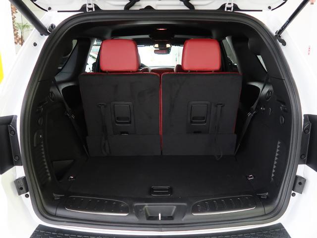 RT4WDブラックトップ赤シート2020モデル(15枚目)