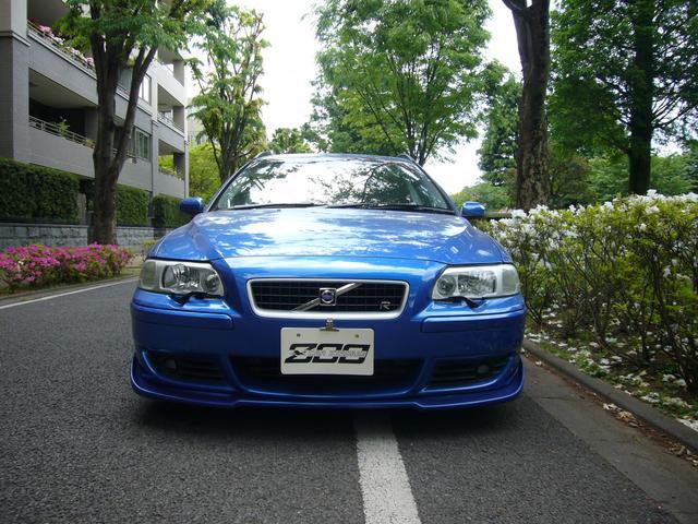 「ボルボ」「ボルボ V70」「ステーションワゴン」「東京都」の中古車4