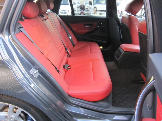 BMW BMW 320dツーリング Mスポーツ ワンオーナ 赤革 Mブレーキ