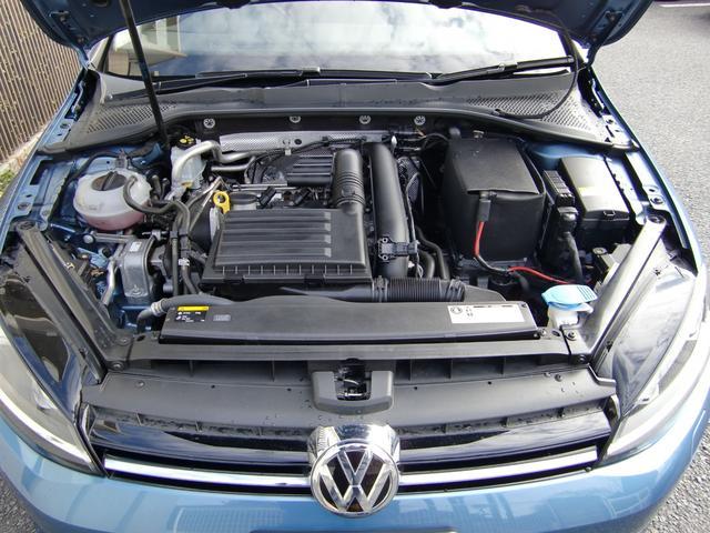 フォルクスワーゲン VW ゴルフヴァリアント TSIハイライン 衝突軽減レーダー ACC ナビTV Bカメ