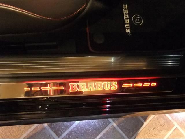 ブラバス S-B50-540 BRABUS S-B50-540 フルコンプリートカー(12枚目)